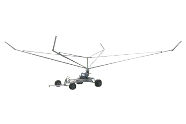 Vaughan Irrigators - Quad Irrigator